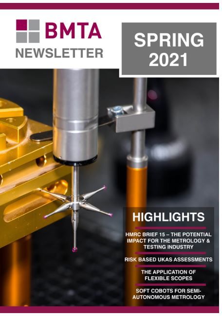 Article by David Hooper in the BMTA Newsletter